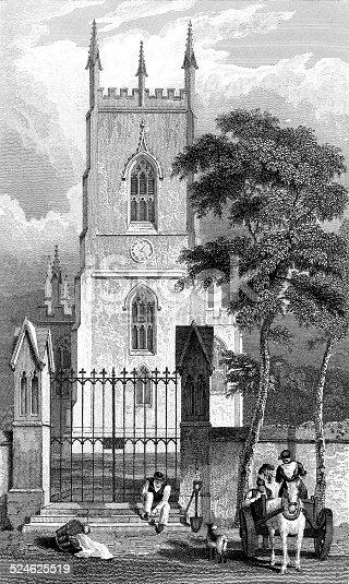 istock st. george`s church 524625519