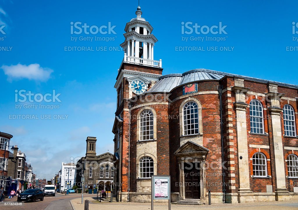 St George's Theatre, Great Yarmouth stock photo