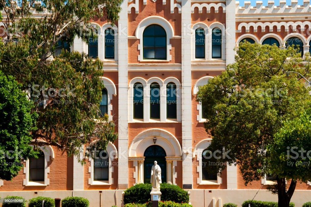 St Gertrudes College stock photo