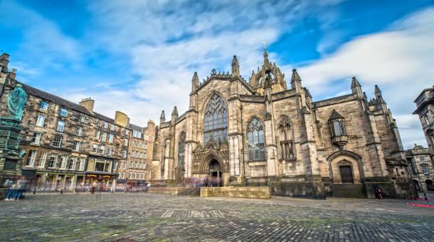 St. Giles-Kathedrale in Edinburgh – Foto