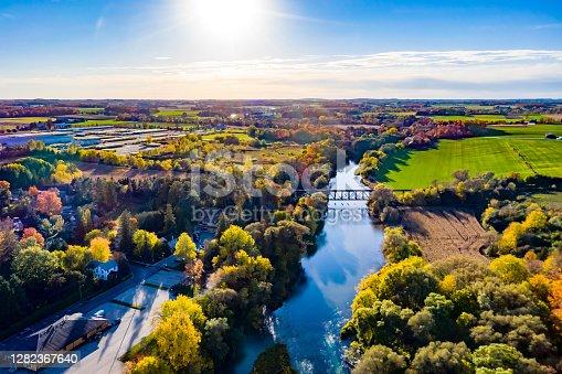 Waterloo Region,  Canada.