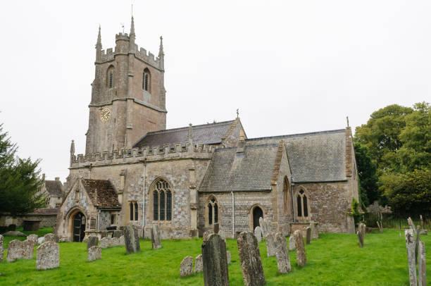 St James' Church und Friedhof, Avebury – Foto