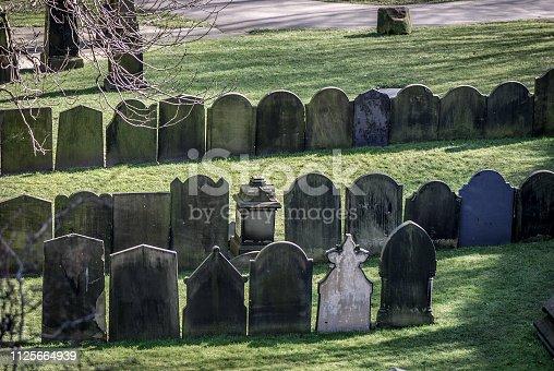 St James Garden cemetery in Liverpool