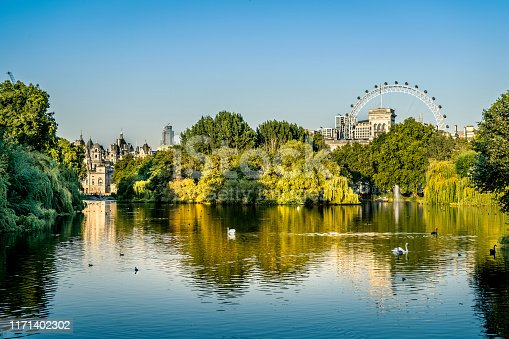 St, James Park, London United Kingdom