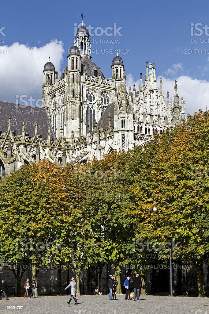 St. Jan Cathedral, 's Hertogenbosch # 14 foto