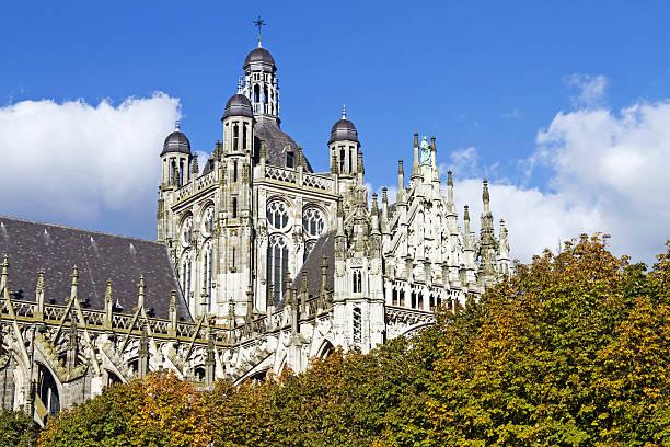 St. Jan Cathedral, 's Hertogenbosch # 13 XXL stock photo