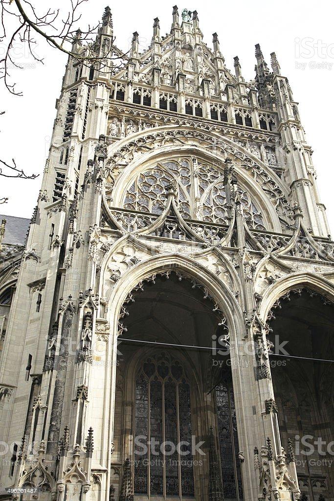 St. John's Cathedral at 's-Hertogenbosch, Netherlands foto
