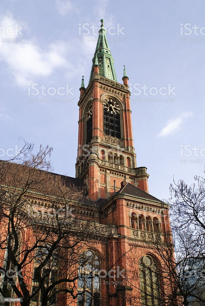 St. John's Church royalty-free stock photo
