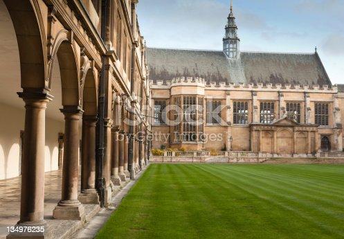 istock St Johns College 134976235