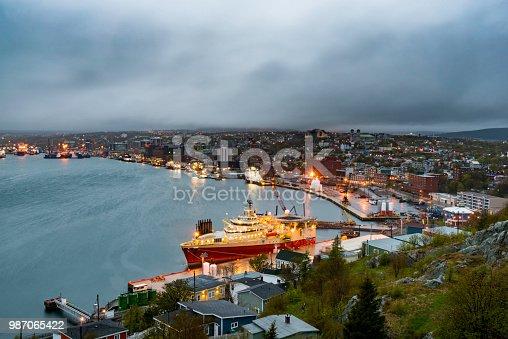 St. John's - Newfoundland, Canada.
