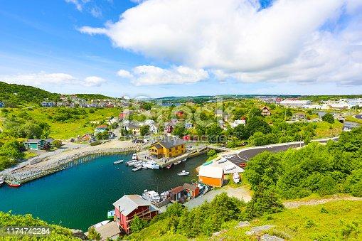 St. John's Summer, Newfoundland
