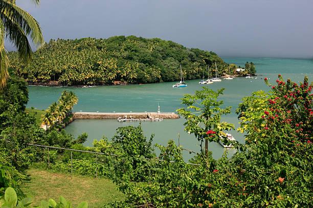 St Joseph Island zeugen von Royal Island, Französisch-Guayana – Foto