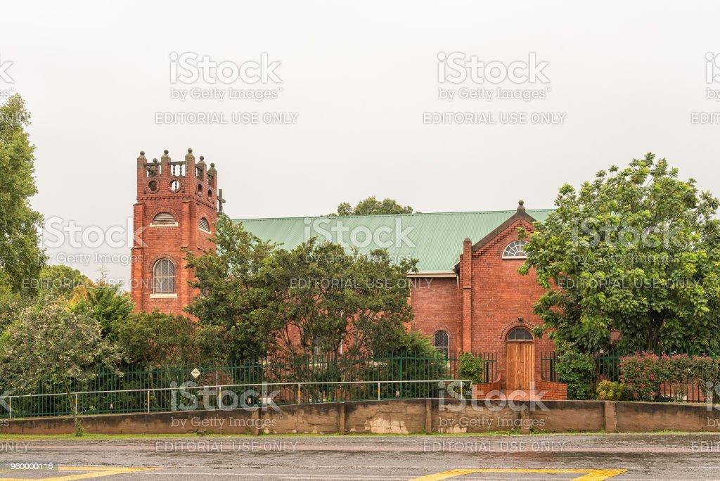 St Josephs Roman Catholic Church in Howick stock photo