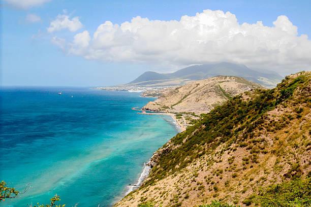 St Kitts stock photo