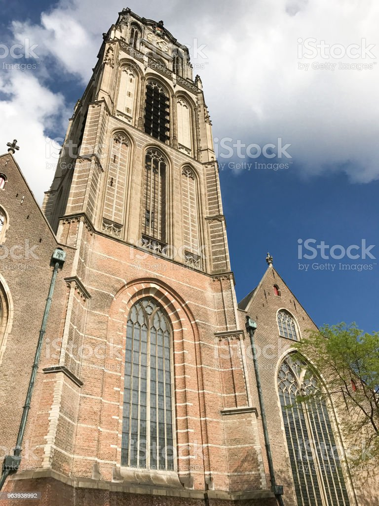 St. Lawrence Church Rotterdam - Royalty-free Ancient Stock Photo