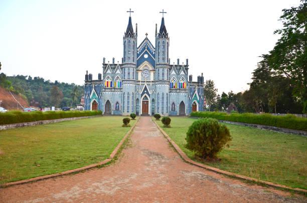 St. Lawrence Basilika Minor, Attur, Karkala – Foto