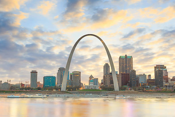 Image result for stock photo st louis arch