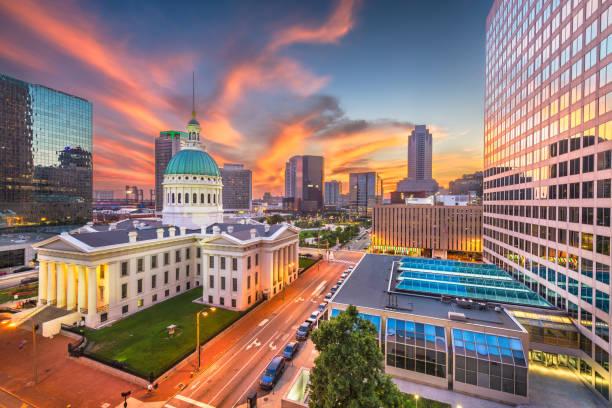 聖路易斯, 密蘇里州, 美國 - st louis 個照片及圖片檔