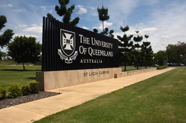 st lucia, queensland, australia: st lucia campus - queensland foto e immagini stock