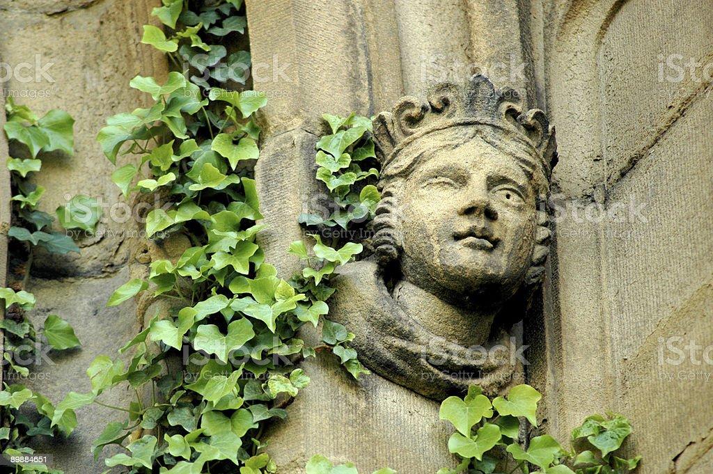 St Luke's Church, Liverpool 1 royalty-free stock photo