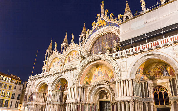 St. Marks Cathedral in Venice, Italy – Foto