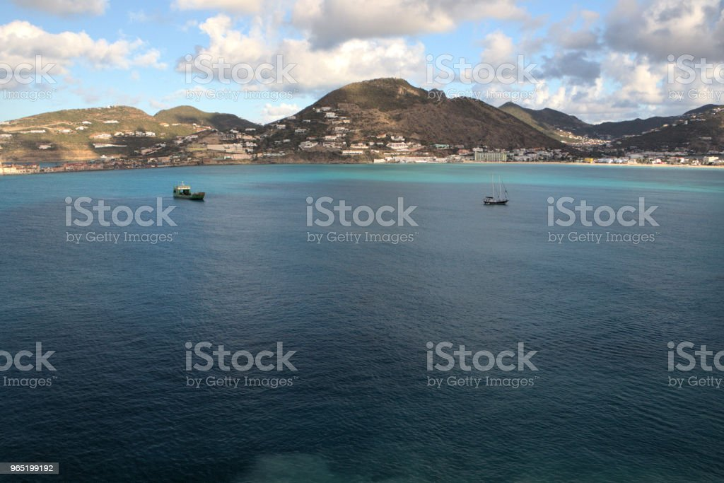 St. Martin royalty-free stock photo