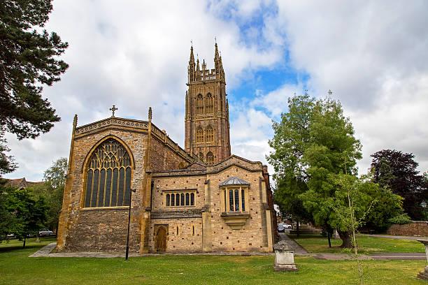 St. Mary Magdalene Kirche in Taunton – Foto