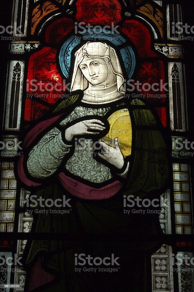 St Mary stock photo
