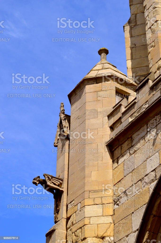 St Marys church in York stock photo