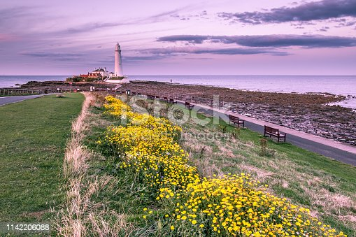istock st marys lighthouse 1142206088