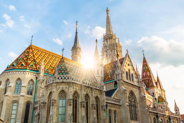 St. Matthias Kirche in Budapest – Foto