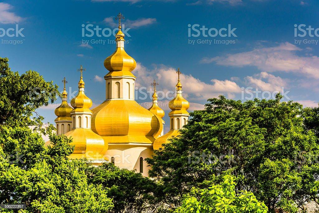 Die St. Michael Archangel Ukranian Catholic Church in Baltimore – Foto