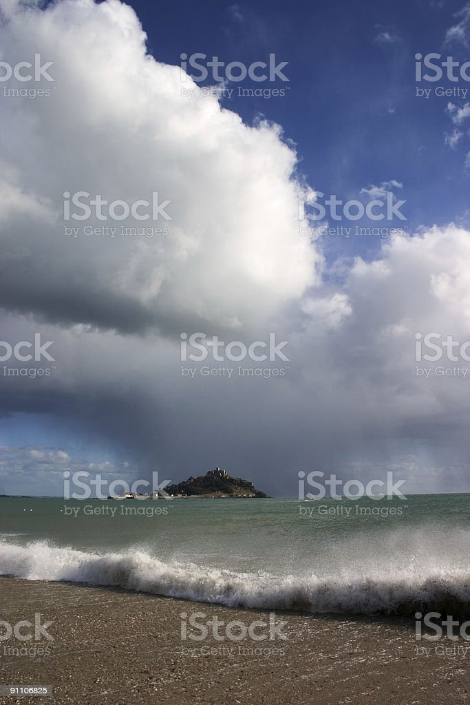 St Michaels Mount Stock Photo - Download Image Now - iStock