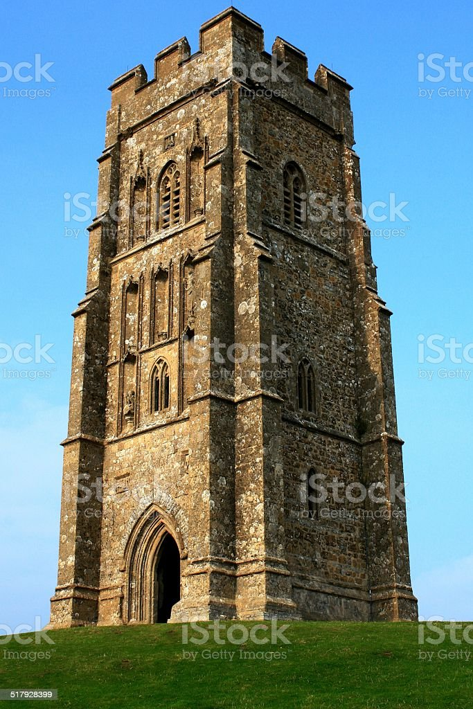 St Michael's Tower stock photo