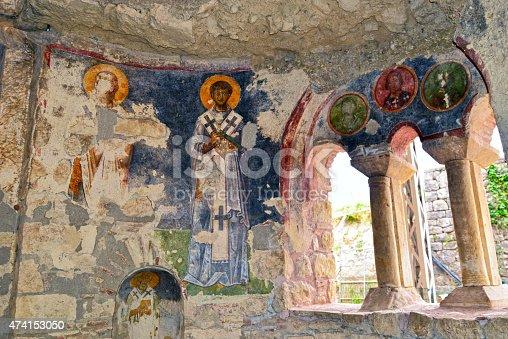 istock St Nicholas Church. Demre 474153050