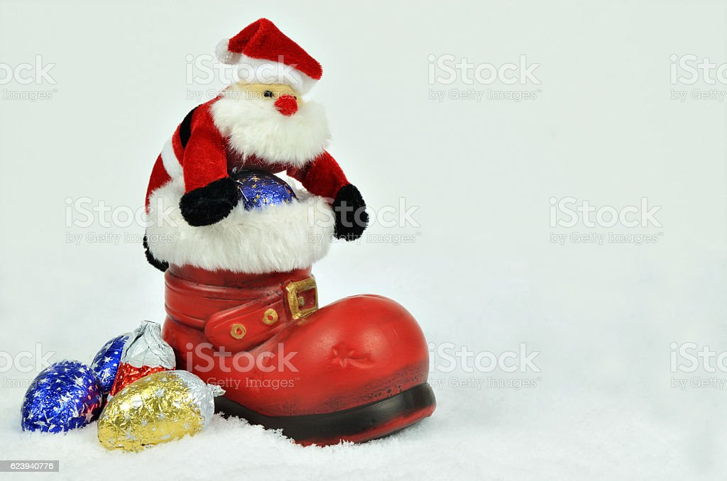 St Nicholas`Day stock photo