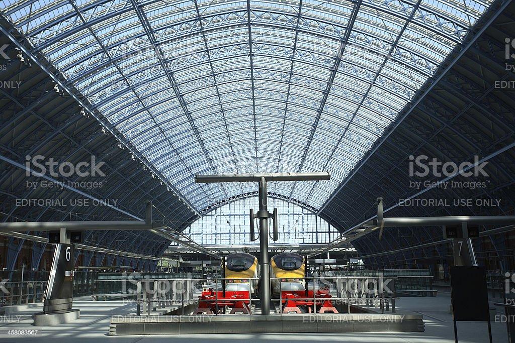 Bahnhof Saint Pancras – Foto