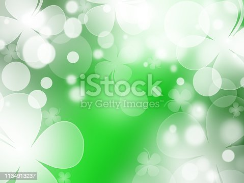istock St Patrick Day Green Background 1134913237