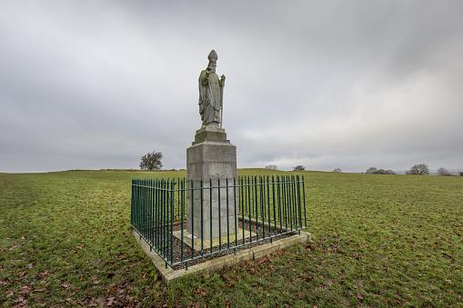 St Patrick Statue, Hill of Tara