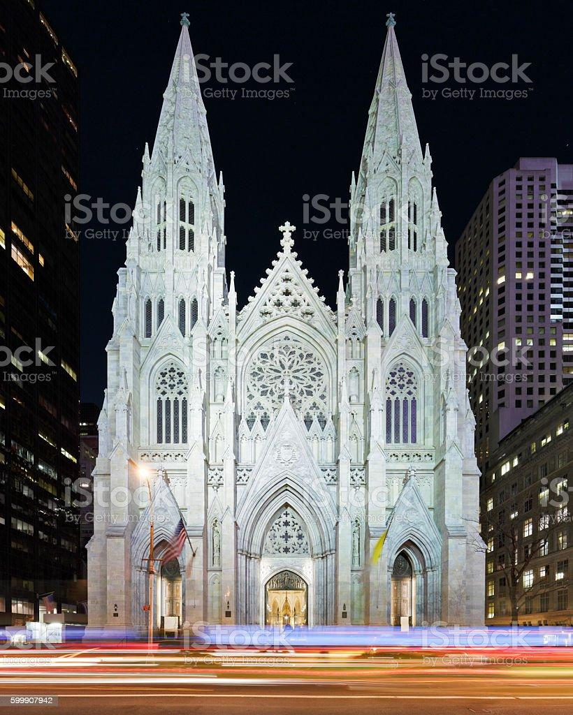St patricks cathedral new york fotografie stock e altre - Immagini st patrick a colori ...