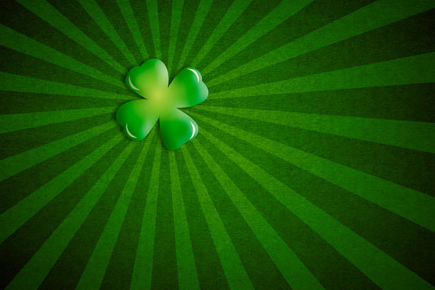 st. patrick's day background - st patricks day background stock pictures, royalty-free photos & images