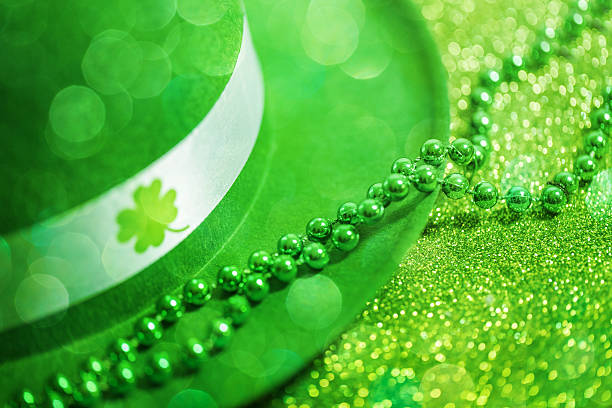 st patricks day background - st patricks day background stock photos and pictures