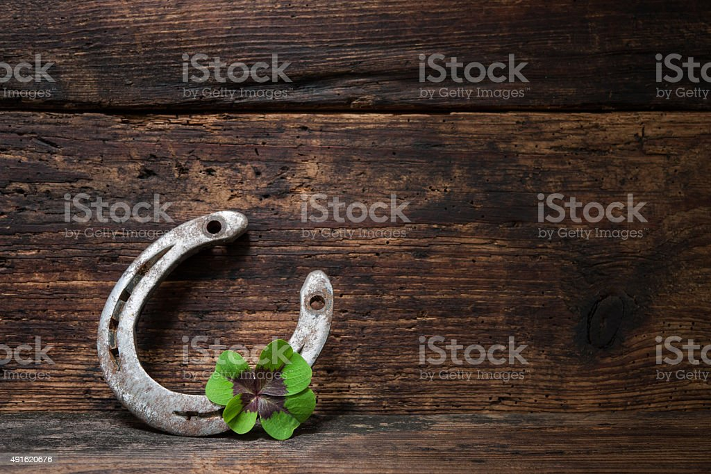 St. Patricks day, lucky charms stock photo