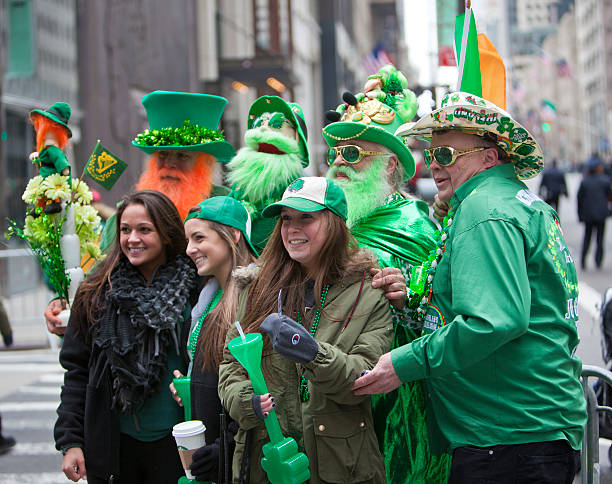 St. Patrick's Day Parade – Foto