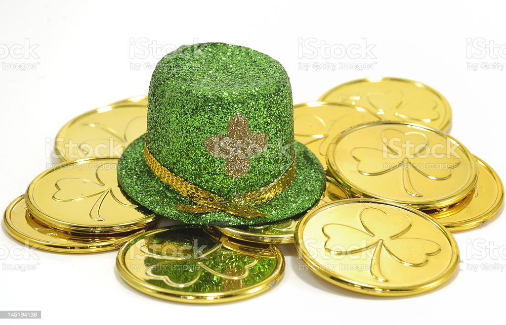St. Patricks Day royalty-free stock photo