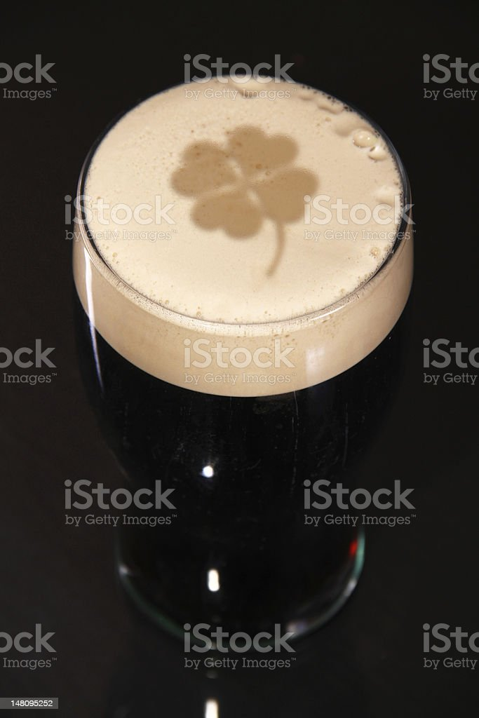 St. Patrick's day - Royalty-free Alcohol Stock Photo