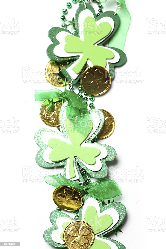 St. Patrick's Day royalty-free stock photo