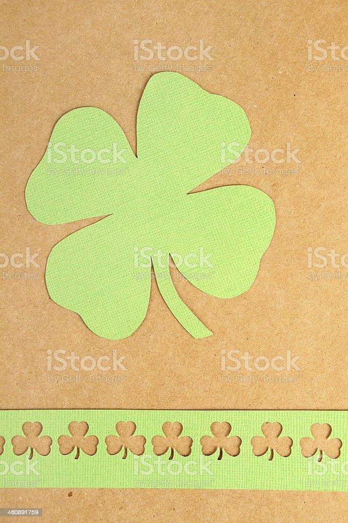 St. Patrick's Day royalty-free stock photo