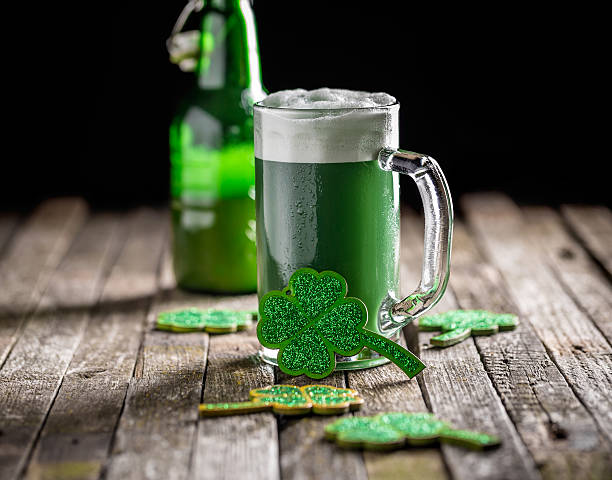 st. patrick's day - st patricks days stock photos and pictures