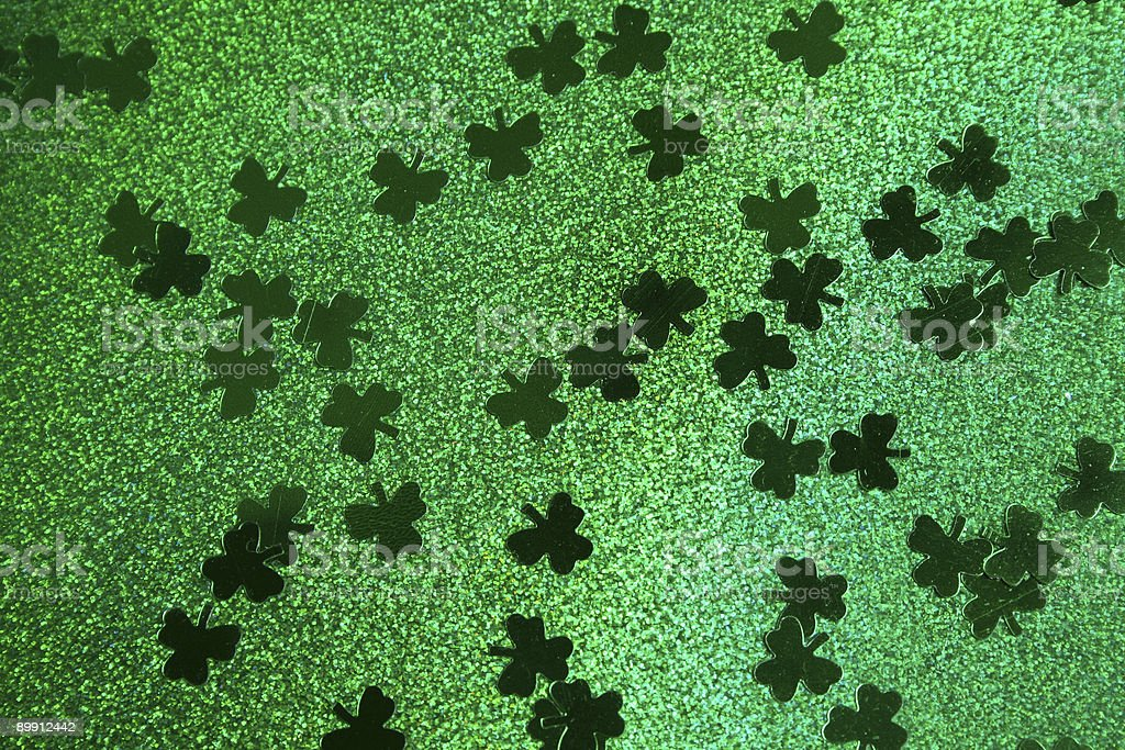St. Patrick's Day foto de stock libre de derechos